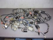 Variety Of 20 Used Ignition Coils For 1970's And 80's Vintage Japanese Motorcycles
