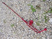 Farmall B Bn Tractor Vacuum Lift Main Control Lever And Linkage Rod Rods