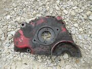Ford 8n 8 N Tractor Original Engine Motor Front Cover Panel 8n