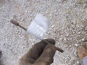 Ford 8n Tractor Governor To Carburetor Short Linkage Control Rod