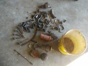 Ford 8n Tractor Engine Motor Oil Filler Tube Cover Cap Lifters Valves Springs