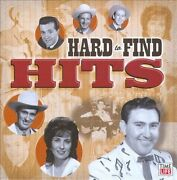 Various Artists - Golden Age Of Country Hard-to-find Hits Used - Very Good Cd