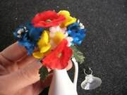 Vintage Flowers For Your Rosenthal Ghe Perohaus Hella Car Dash Vase Accessor Nos