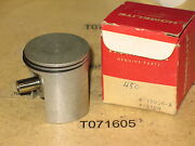 Oem Genuine Homelite A70056a Piston And Rings W/ Wrist Pin- 450 Chainsaw Dm50 Nos