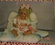 Master Piece Gallery Doll My Hearts Desire Porcelain Collectors Doll 263/600