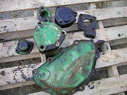 John Deere 70 Rowcrop Tractor 6 Jd Cover Caps And Misc Parts And Pieces