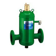 Caleffi Discal Air Separator, 4 Flange Connections