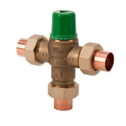 Taco 5000 Series - Mixing Valve - Brass - 1 Sweat - Point Of Source