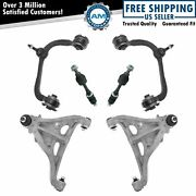 Front Upper Lower Control Arm Sway Bar End Link Suspension Kit Set 6pc For F150