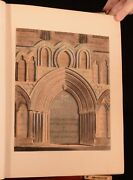 1878 History Antiquities Deanery Of Craven York Whitaker Illustrated Folding
