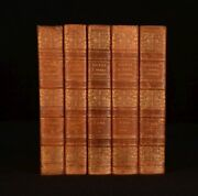 1806 5vol A Catalogue Of The Royal And Noble Authors Of England Horace Walpole
