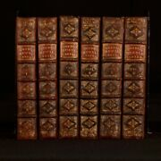 1716 6vols Miscellany Poems Fourth Edition Tonson John Dryden Poetry Collections