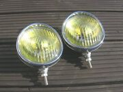Nos Hella Fog Lamps For Porsche 356 911 And Vw Split Heb Oval Foglights Wow