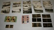 Covered Bridge Photo Collection 119 Rppc Lot 1930-1940 Wood Stereoview Wooden