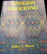 New Grace Knott Smocking Heirloom Sewing Pattern Book Basic To Advanced