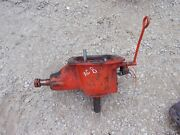 Allis Chalmers B Tractor Ac Power Take Assembly Pto And Belt Pulley Drive And Gear K