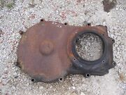 1929 Unstyled John Deere Gp Tractor Jd Clutch And 1st Red. Gear Cover Panel C184r