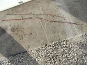 Allis Chalmers B Tractor Ac Engine Motor Choke And Long Throttle Governor Rod Rods