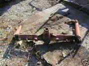 Farmall Sav Av Tractor Factory Wide Front End And Spindle