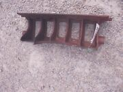 Farmall 86 66 56 Series Tractor Ih Suitcase Weight Bracket Holder Late Model