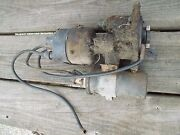 Farmall 340 Tractor Good Ih Distributor Drive Assembly And Wires And Coil Tach Drive