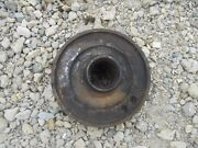 Farmall 300 350 Rc Tractor Orgnl Ihc Engine Motor Front Main Crank Shaft Pulley