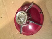 1963 Ford Galaxie Tail Lights Lense With Backup Glass And Star Ring C