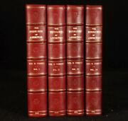 1904 4vol The Bernards Of Abington Higgins Letter From Author Included