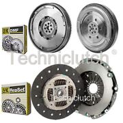 Luk 2 Part Clutch And Luk Dmf For Fiat Ducato Platform/chassis 120 Multijet 2.3d
