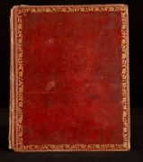 1776-1808 Needwood Forest And The Fall Of Needwood Mundy First Presentation Copy