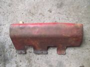 Farmall Bn Tractor Ih Good Working Cover Panel For Bottom Of Pedal Pedals