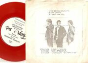 The Vamps She Exudes Sexuality Love Letters And I Only Saw You 45+ps 1979 Jam Mod
