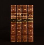 1753 4vol The Works Of The Late Aaron Hill In Four Volumes First Edition