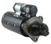 New 12v Starter Fits Case Tractor 730 800 800b 801 830 831 A21281 A47468 1113634