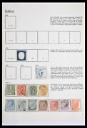 Lot 29893 Collection Stamps Of Italy 1862-1970.