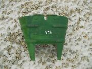 1946 John Deere A Jd Tractor Pto Power Take Off Shield Cover