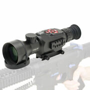 Tactical Hd 5-20x Digital Day And Night Vision Scope Shockproof Infrared Weapon