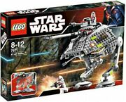 Lego Star Wars Revenge Of The Sith At-ap Walker Exclusive Set 7671