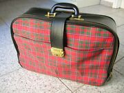 Vintage Accessory Car Suitcase Luggage Auto Koffer Autokoffer