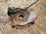 Ford 8n 9n Tractor Engine Motor Cover Panel