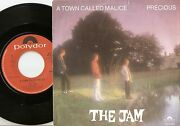 The Jam Town Called Malice And Precious Dutch 45+ps 1982 Mod Revival Soul Weller