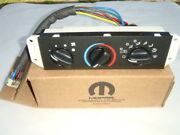 Jeep Wrangler 2005 2006 A/c Ac Heater Master Control Switch Climate New