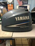 Yamaha Four Stroke 225 Hp Top Cowling/ Fits F200-f225 3.3l. 02and039 -10and039- Stk 9157