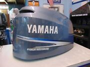 Yamaha Four Stroke 225 Hp Top Cowling/ Fits F200-f225 3.3l. 02and039-10and039-stk 9018
