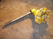 International Ih 140 Tractor Main Front Steering Spindle Shaft W/ Hub And Bolts