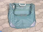 Porsche Garment Bag - Suitcase Luggage Car Accessory P 911 With Key Ring Badge