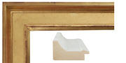 Guido Frames 3 Florentine Picture Frame 23k Water Gilded