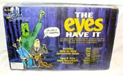The Eyes Have It -science Dissecting Set Kit -sheep Eye - Wild Goose -brand New