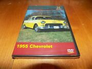 1955 Chevrolet Chevy V8 Classic Car Cars Automobile Auto History Channel Dvd New