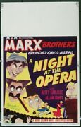 Night At The Opera A 1935 22410 Signed Groucho Marx